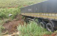 Motorista de carreta morre em grave acidente na rodovia que liga Vila Pavão a Nova Venécia