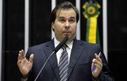 Rodrigo Maia escolhe serviço
