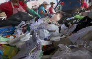 BRASIL: bebê é encontrado morto em saco de lixo durante triagem de recicláveis