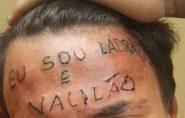 Brasil: Justiça condena dupla que tatuou testa de adolescente com a frase 'eu sou ladrão e vacilão'