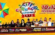 Ecoporanga: Confira a programação do Carnaval 2018 em Joassuba, Cotaxé e Itapeba