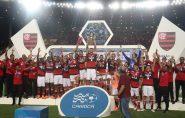 No Espírito Santo, Flamengo vence Boavista e leva a Taça Guanabara