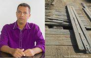 Fogo amigo: após ser exonerado, vice-prefeito de Barra de São Francisco protocola pedido de recuperação de ponte