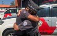 BRASIL: policial descobre que colega é garoto que ela salvou há quase 20 anos