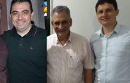 Mesmo sem mandato, Luciano Pereira pode desbancar Alencar Marim e Enivaldo dos Anjos na disputa pela presidência da Câmara
