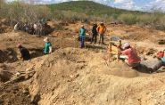 Caçador acha pepita de ouro de R$ 112 mil em buraco de tatu na Bahia