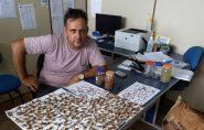 Quase 900 escorpiões são capturados em uma casa no Norte do Espírito Santo