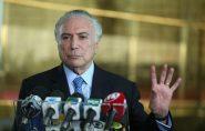 Michel Temer já avisa aliados que vai disputar reeleição