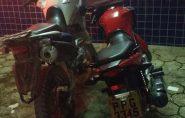 Menor é detido em Água Doce do Norte após roubar motos em Águia Branca e Barra de São Francisco