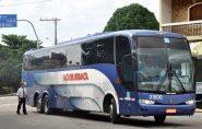 Moradores comemoram primeiro ônibus executivo na linha Ecoporanga x Vitória