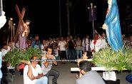 PROCISSÃO DO ENCONTRO DE NOSSA SENHORA DAS DORES E NOSSO SENHOR BOM JESUS DOS PASSOS, confira as fotos