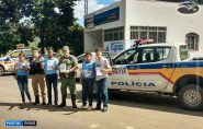 Semana Mundial da Água é iniciada com Blitz em Mantena