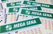 Ninguém acerta os números e prêmio da Mega-Sena acumula em R$ 40 milhões