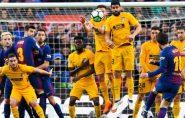 Messi faz gol número 600 da carreira e Barcelona vence Atlético de Madrid