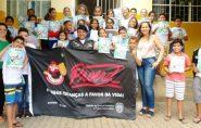 Batalhão de Barra de São Francisco inicia as atividades do Proerd