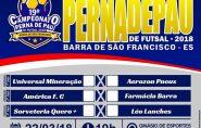 Perna de Pau começa nesta quinta-feira (22). Confira a tabela de jogos