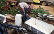 Após surto de dengue e inúmeras reclamações de moradores, prefeitura começa limpeza nos bairros
