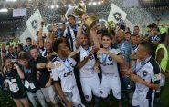 Botafogo bate Vasco nos pênaltis e é campeão carioca