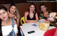 Pagode D'alta agitou a galera no Amigos Bar, em Barra de São Francisco