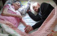 Brasil: aos 101 e 102 anos, casal recebe alta após ser hospitalizado junto