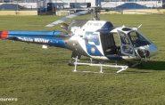 Recém-nascido é transferido com urgência de Barra de São Francisco para Vitória em helicóptero da PM