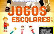 Jogos Escolares começam na próxima segunda-feira em Barra de São Francisco