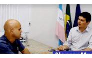 Confira a entrevista completa com o prefeito de Barra de São Francisco Alencar Marim