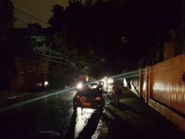 Escelsa alerta para os riscos com energia elétrica no período das chuvas