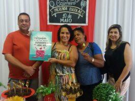 Cozinheiros da Merenda Escolar recebem treinamento em Barra de São Francisco