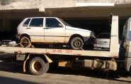 Policiais de Águia Branca e Guriri trabalham juntos e recuperam veículo roubado