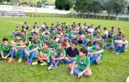 Observador Técnico do Flamengo esteve em Ecoporanga para identificar novos atletas