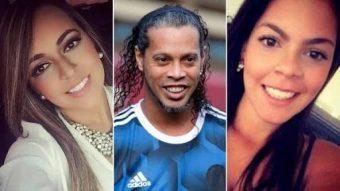 Ronaldinho Gaúcho se casará com duas mulheres, afirma Léo Dias