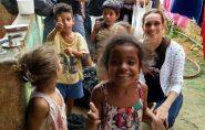 Dia de Evangelização: mais de 120 pessoas recebem agasalho em Barra de São Francisco