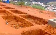 Morador denuncia falta de material em cemitério de São Gabriel da Palha; vídeo