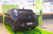Vitória terá primeira vaga de estacionamento para veículo elétrico do ES