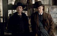 Sherlock Holmes 3 é confirmado com Robert Downey Jr.