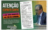 Deputado Enivaldo dos Anjos quer que Polícia Civil investigue quem compartilhou seus