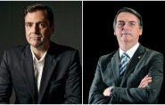 O séquito de Bolsonaro já tem um príncipe