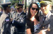 Sargento Anderson Sabará, de Barra de São Francisco, é condecorado com medalha