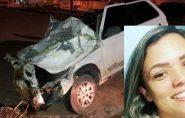 Advogada perde controle do carro, bate em ônibus e morre em São Mateus