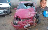 Jovem morre após grave acidente em São Gabriel da Palha
