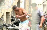 Homem é preso após matar a ex-mulher a facadas em Colatina