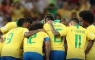 Confira o horário dos próximos jogos do Brasil na Copa do Mundo