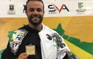 É CAMPEÃO: lutador francisquense vence 3º Campeonato Brasileiro Sudeste de Jiu-Jitsu