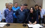 Água Doce do Norte recebe mais de R$ 12 milhões em obras e equipamentos através da Senadora Rose de Freitas