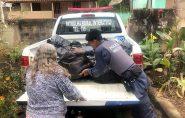 Campanha do Agasalho 2018: Polícia Militar leva aconchego aos mais necessitados em Barra de São Francisco