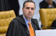 Ministro Barroso autoriza deputado preso a exercer mandato