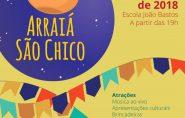 IFES de Barra de São Francisco promove o Arraiá São Chico; confira a programação
