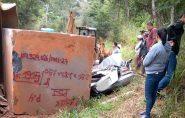 Um bebê e duas mulheres mortos em mais uma tragédia envolvendo transporte de granito