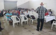 Produtores Rurais e Diretorias de Associações de Moradores de Barra de São Francisco recebem capacitação